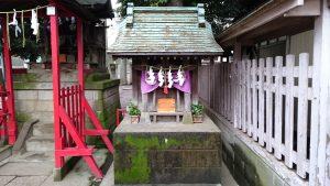 高円寺天祖神社 三峯神社