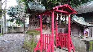 高円寺天祖神社 清姫稲荷神社