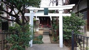 子安稲荷神社 猿田彦神社