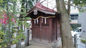 多田神社 榛名神社・御嶽神社・阿夫利神社 覆屋