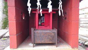 府中小野神社 (小野宮) 稲荷社 (2)