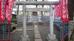 多田神社 多田稲荷神社 (1)
