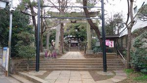 長崎神社 一の鳥居