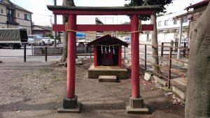 府中小野神社 (小野宮) 稲荷社 (1)