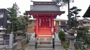 和樂備神社 稲荷神社