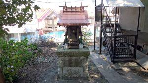 田端神社 御嶽社 (2)