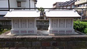 長島香取神社 合殿 (2)