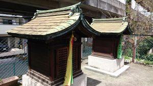 大森神社 椿神社・稲荷神社