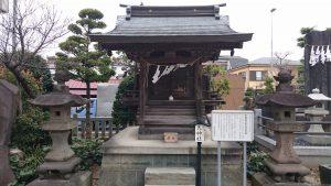 和樂備神社 天神社