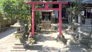 田端神社 末社稲荷社