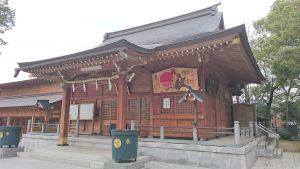 和樂備神社 拝殿