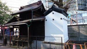 雷電稲荷神社 本殿