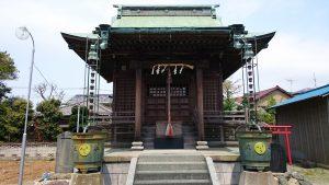 長島香取神社 八雲神社