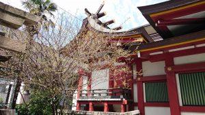 大森神社 本殿