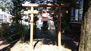 田端神社 御嶽社 (1)
