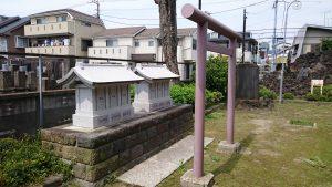 長島香取神社 合殿 (1)