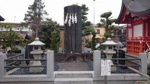 和樂備神社 建築三神