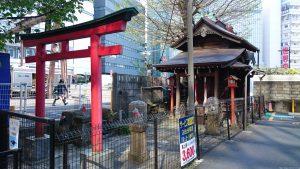 雷電稲荷神社 拝殿