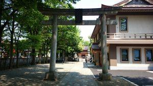八幡大神社 二の鳥居