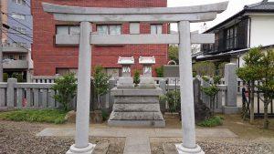 宇喜田稲荷神社 黄金山神社・弁天社