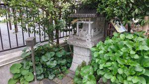 利田神社 稲荷神社