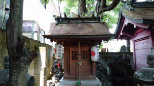 大森山王日枝神社 栄利稲荷神社