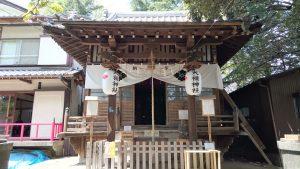 八景天祖神社 (神明山天祖神社)