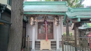 日本橋銀杏八幡宮