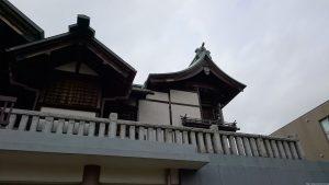 宇喜田稲荷神社 本殿
