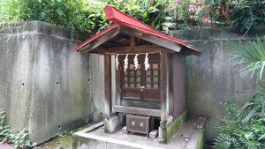 烏森稲荷神社 境内社