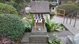 和樂備神社 石祠