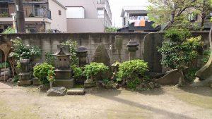 富賀岡八幡宮 石碑群 (1)