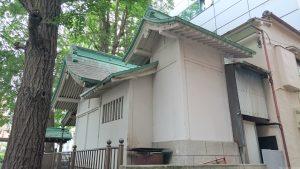 日本橋銀杏八幡宮 本殿