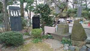 和樂備神社 菓粗神碑・浅間神社・小御岳神社
