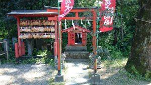 穴澤天神社 稲荷神社
