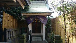 雑司が谷大鳥神社 三杉稲荷神社