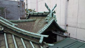 高山稲荷神社 本殿