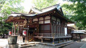 八幡大神社 拝殿
