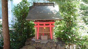六本木天祖神社(龍土神明宮) 満福稲荷社 (2)