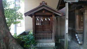 馬込八幡神社 三峯神社