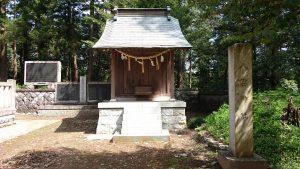 稲田神社 八雲神社