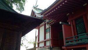 馬込八幡神社 本殿