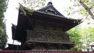 笠間稲荷神社 本殿(国指定重要文化財) (3)