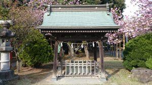 吉田神社 手水舎