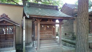 馬込八幡神社 氷川神社