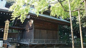 吉田神社 神楽殿