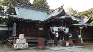 吉田神社 拝殿