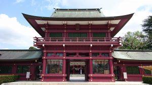 笠間稲荷神社 楼門