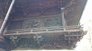 笠間稲荷神社 本殿(国指定重要文化財) (2)