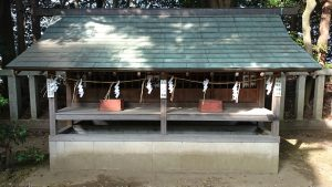 吉田神社 大国主事代主神社・疱瘡守護神社・住吉神社・八幡宮・松尾神社・多賀神社